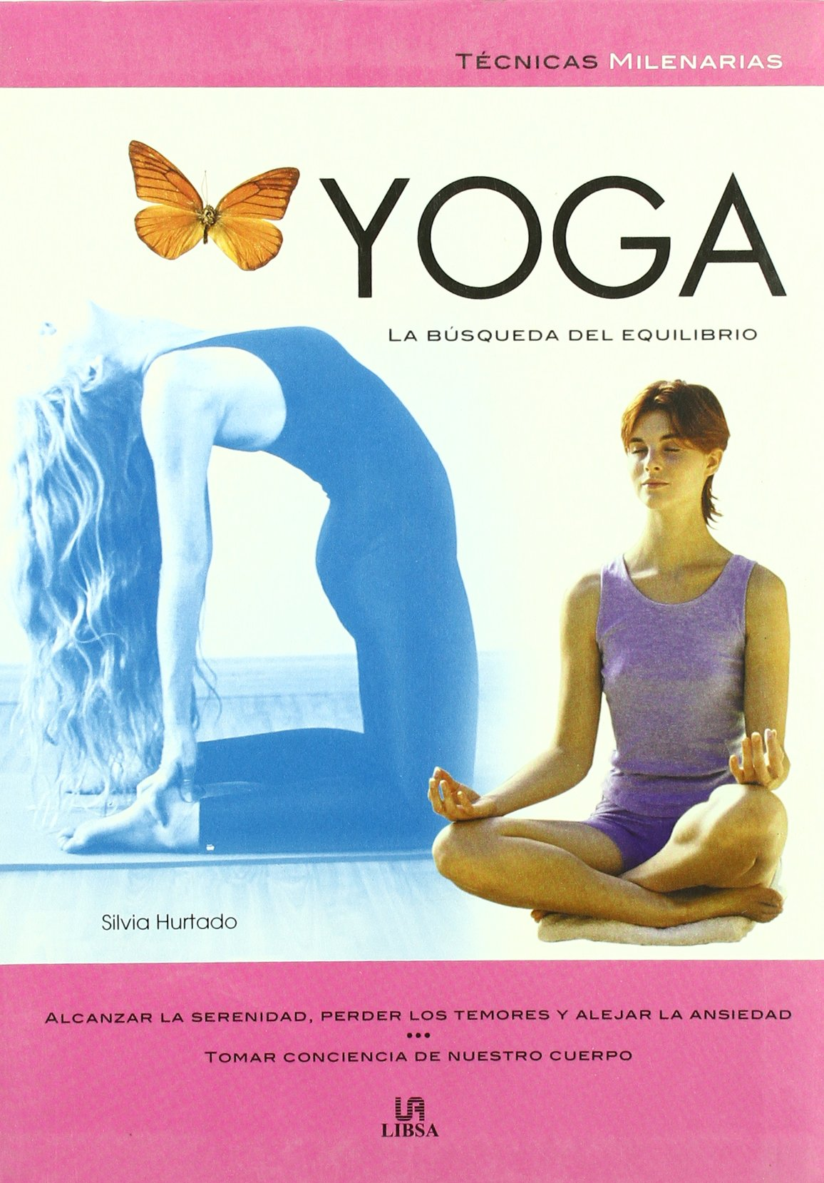 Yoga: Silvia Hurtado Corral: 9788466209250: Amazon.com: Books