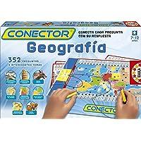 Educa Borrás Juego Conector geografía, 38.4 x 25.7 x 4.8 (15325)