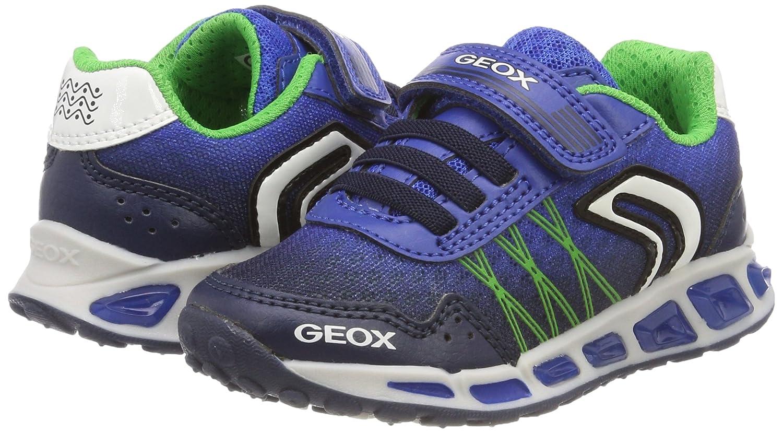 Enmarañarse Filosófico farmacia  Geox Boys J Shuttle B Low-Top Sneakers