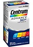 Centrum Multivitamins Advance 50+,