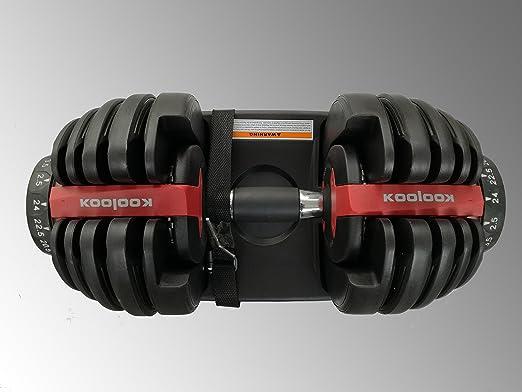 4 opinioni per MANUBRIO A CARICO REGOLABILE KOOLOOK 24 kg