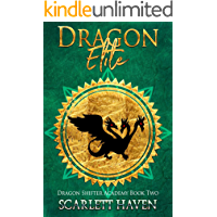 Dragon Elite (Dragon Shifter Academy Book 2)