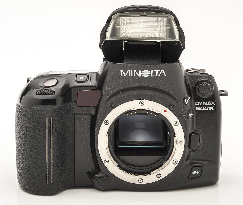 Minolta Dynax 800si 800 SI Body Cuerpo de SLR Cámara Réflex Cámara ...
