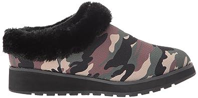 BOBS from Skechers Women's Keepsakes High-Dream Cadet Slip on Slipper:  Amazon.ca: Shoes & Handbags