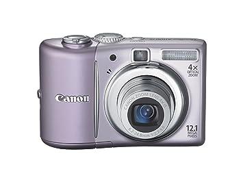 Canon PowerShot A1100 IS - Cámara Digital Compacta 12.1 MP - Rosa