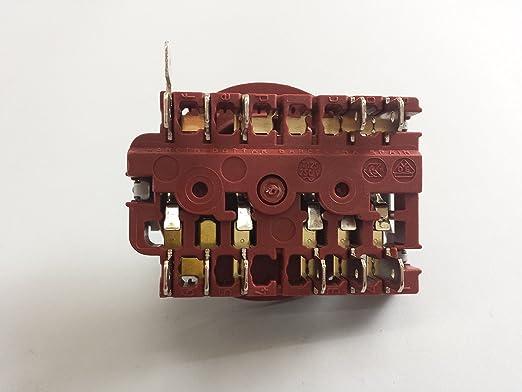 RECAMBIOS DREYMA SELECTOR Horno FAGOR 426/66/86 250V 16 Amperios ...