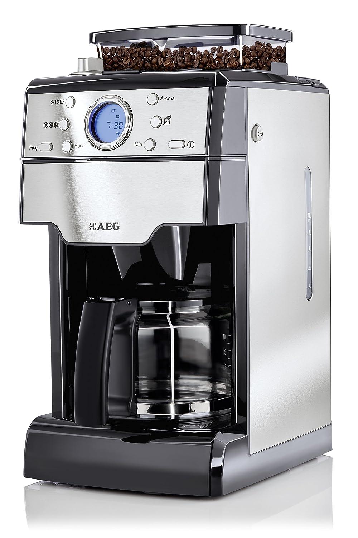 Kaffeemaschinen mit Mahlwerk Test 2017 Die besten