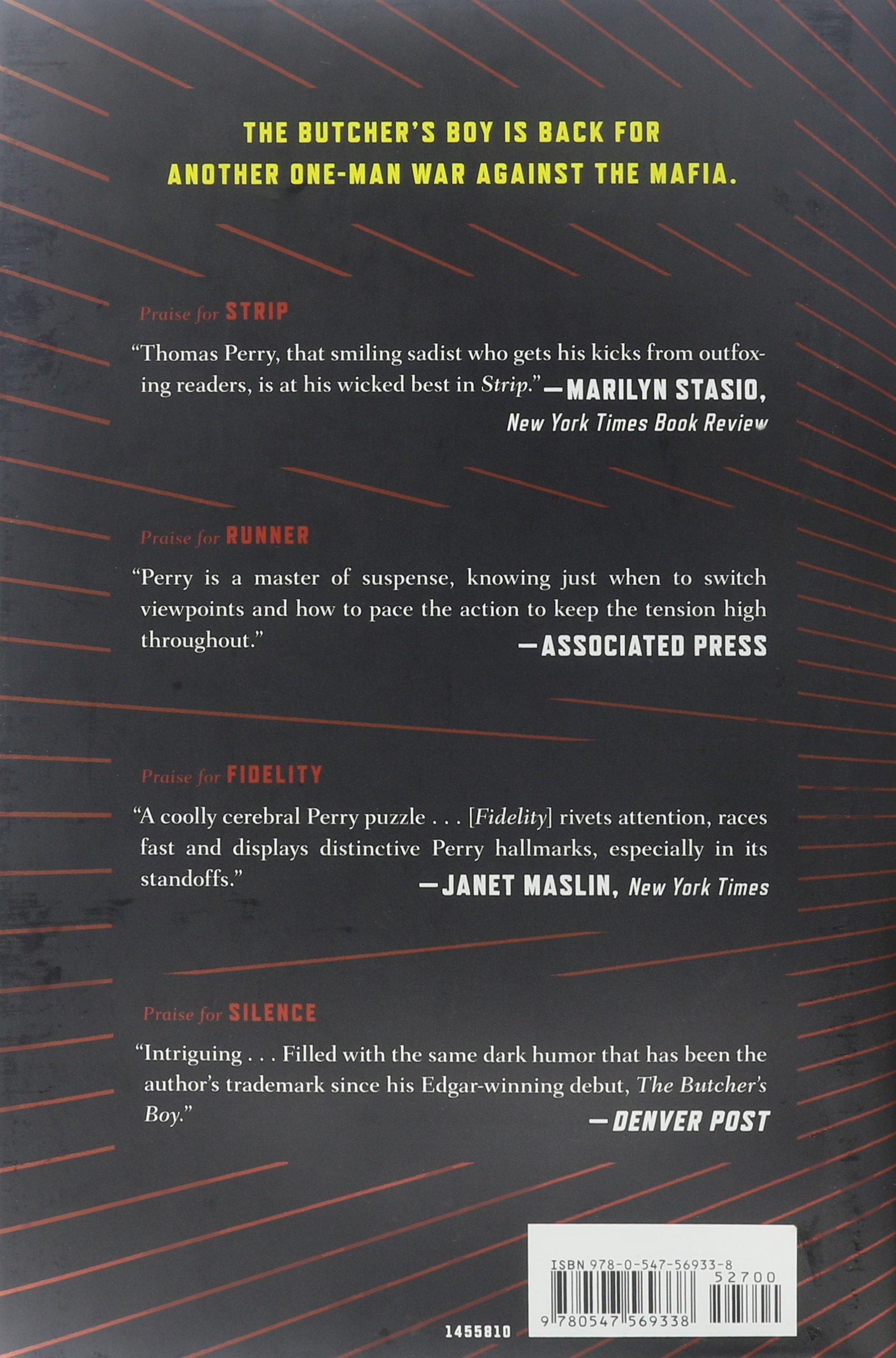 The Informant: An Otto Penzler Book (Butchers Boy): Amazon ...