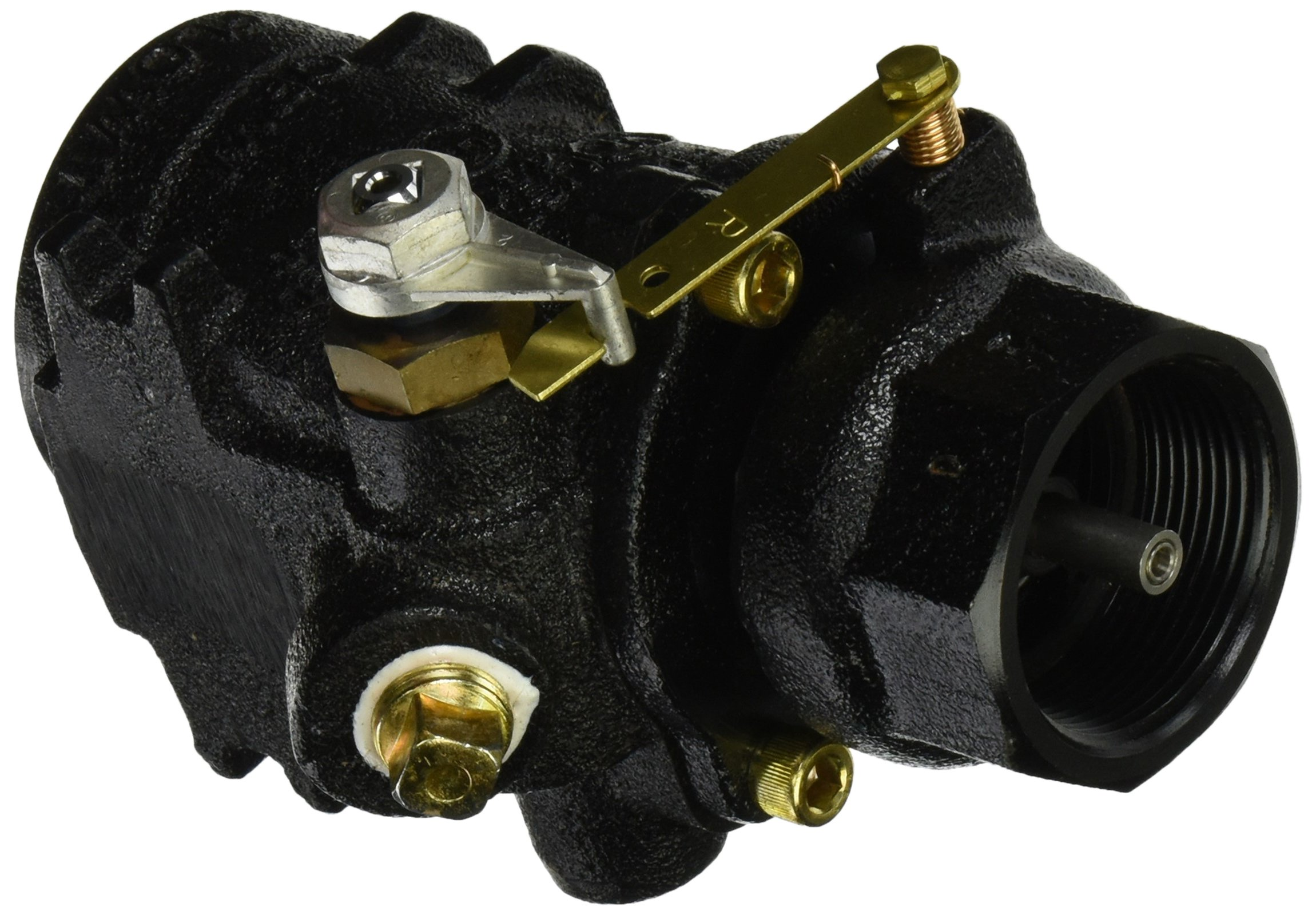 OPW 10BFP-5726 Emergency Valve, Combo, Low Profile with Poppet, 1-1/2'', FE