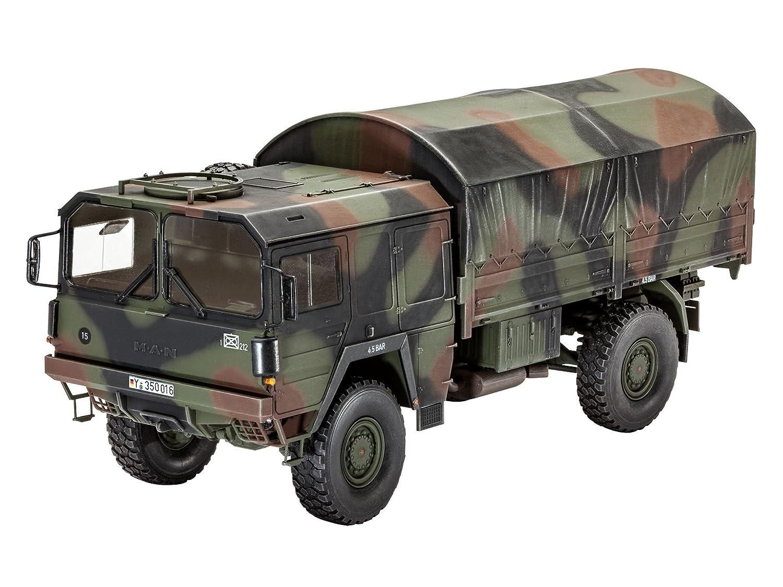 Revell GmbH 03257 LKW 5T. Mil GL (4 x 4 camión) cheap ...