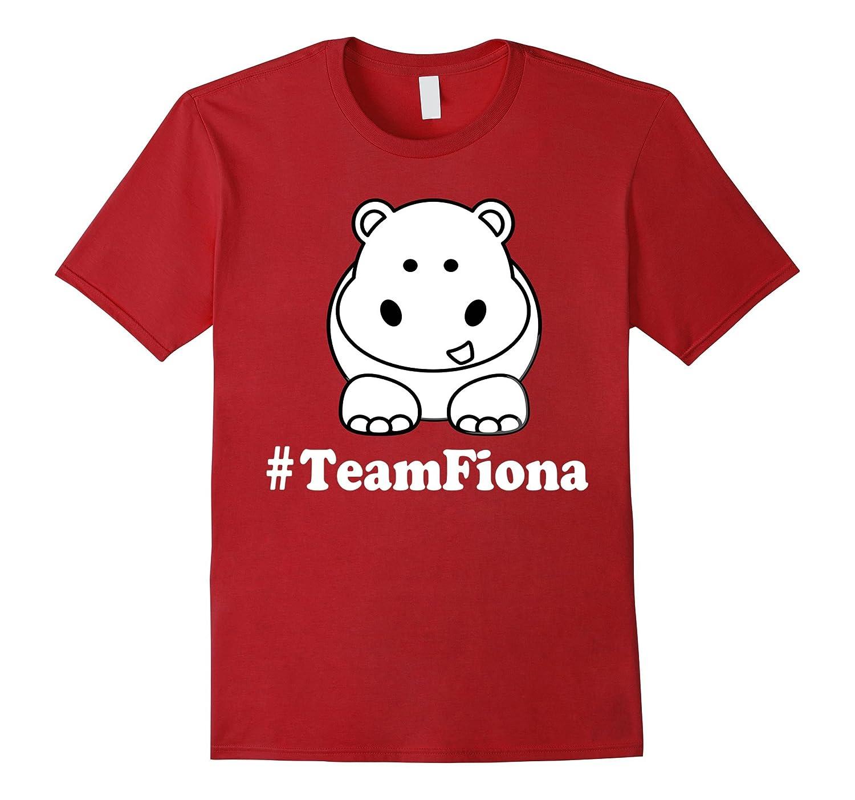 #TeamFiona The Hippo Cute Baby Hippo Fiona TShirt-BN