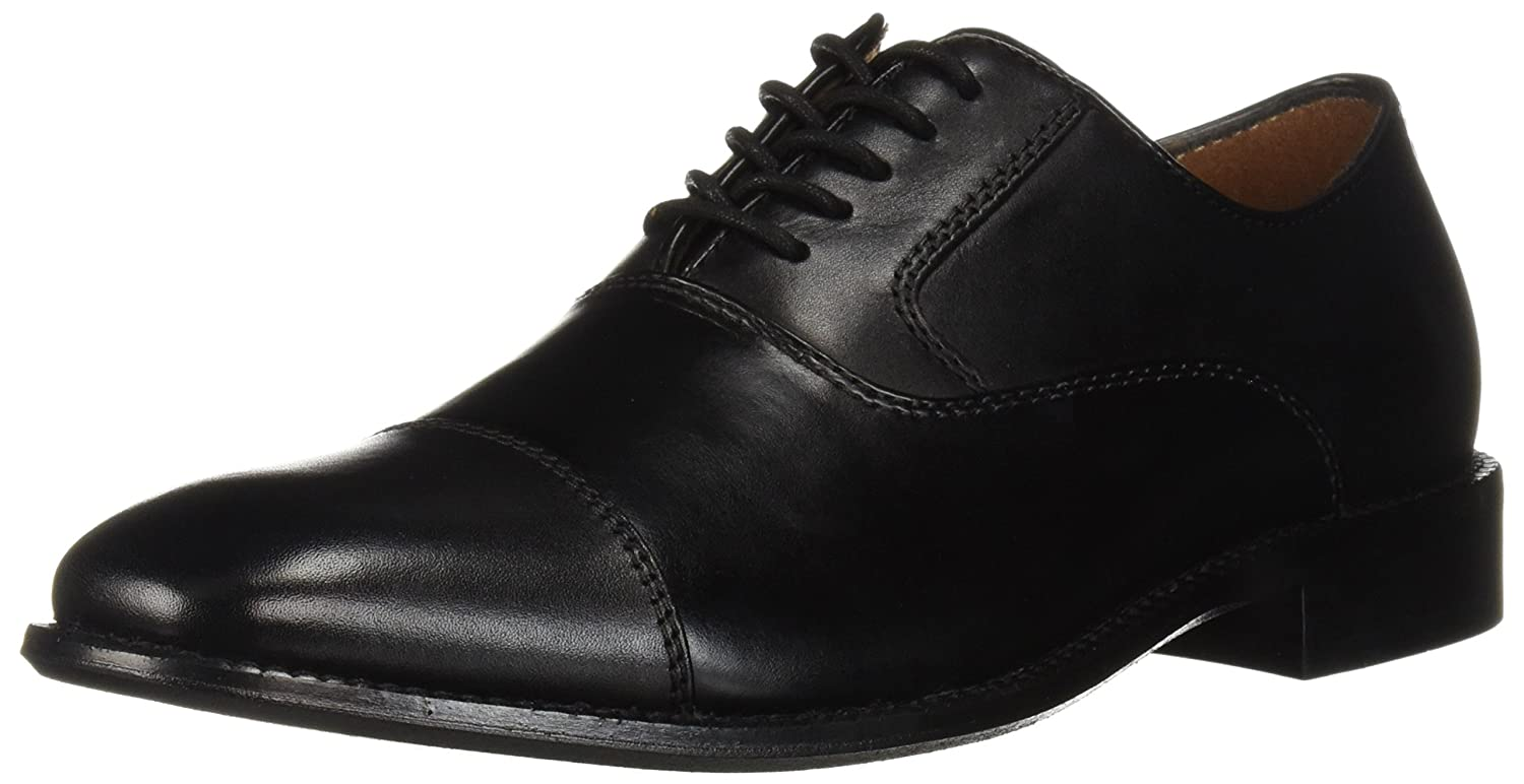 Kenneth Cole New York Hommes's DICE LACE UP Oxford, noir, 7.5 M US