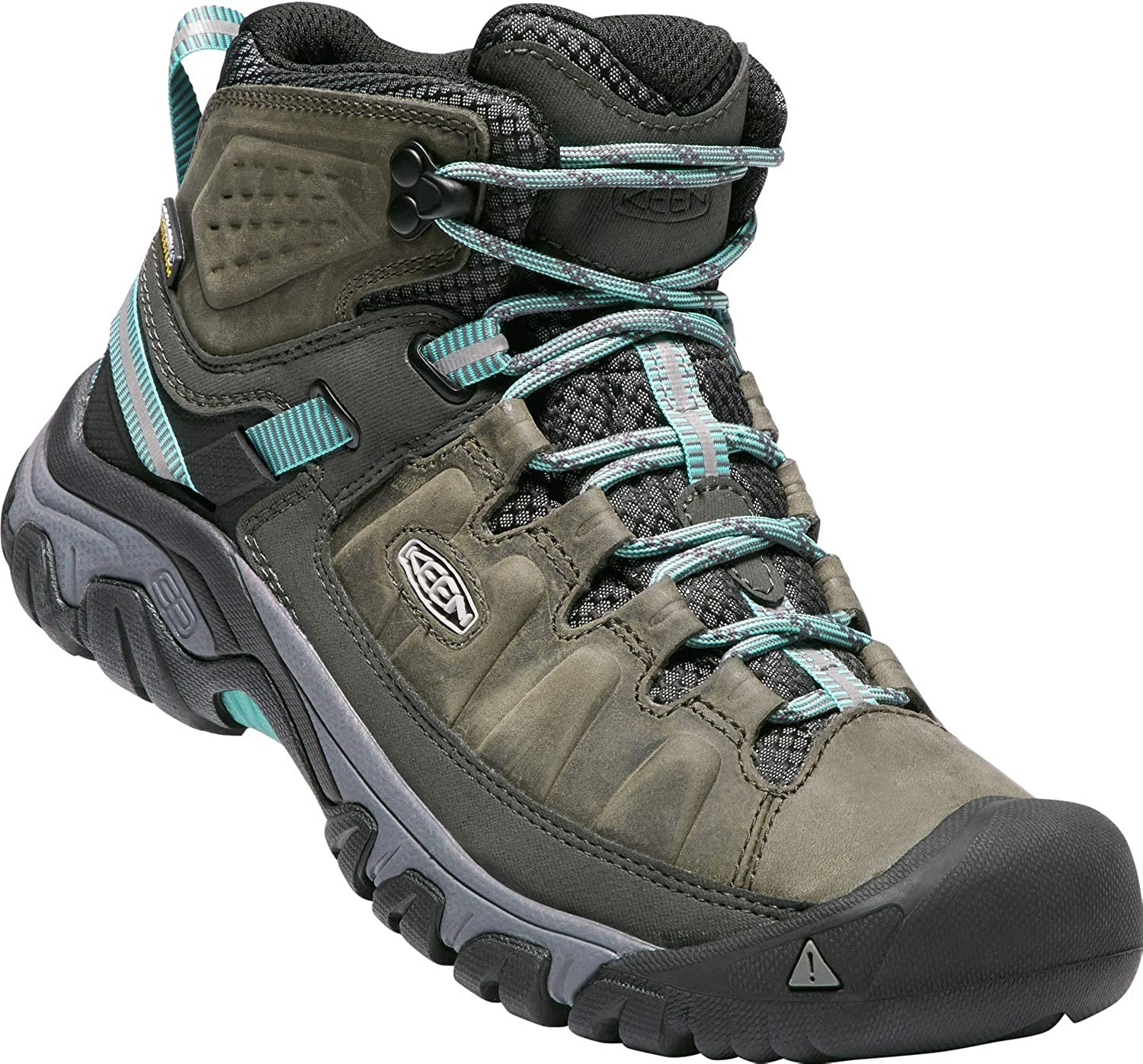 e7956ae26ec KEEN Women's Targhee ILI Mid WP Hiking Boot