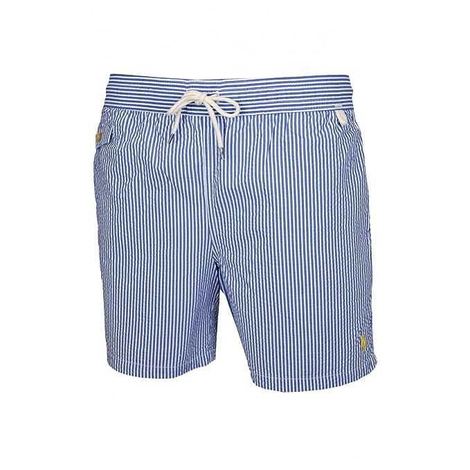 Ralph Lauren Polo Traveler de Swim - Bañador para Hombre Azul XX ...