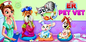 ER Pet Vet - Love & Care for Animals from Cocoplay Limited