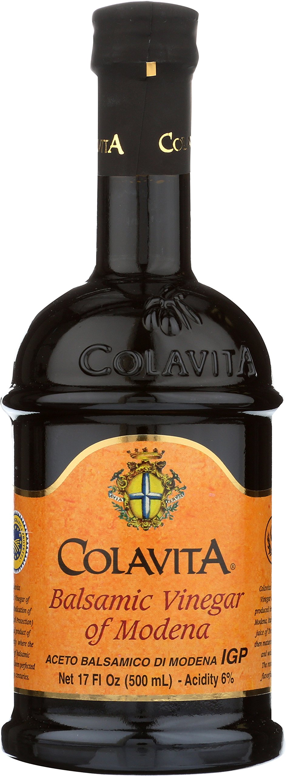 Colavita Vinegar, 5-Ounce Bottles (Pack of 16) by Colavita