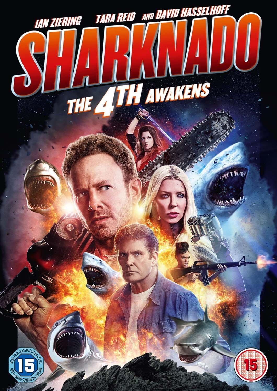 Sharknado 4 [DVD] [Reino Unido]: Amazon.es: Tara Reid, Ian Ziering ...