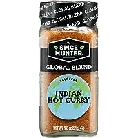The Spice Hunter Curry,热门,印度混合,1.8 盎司罐装