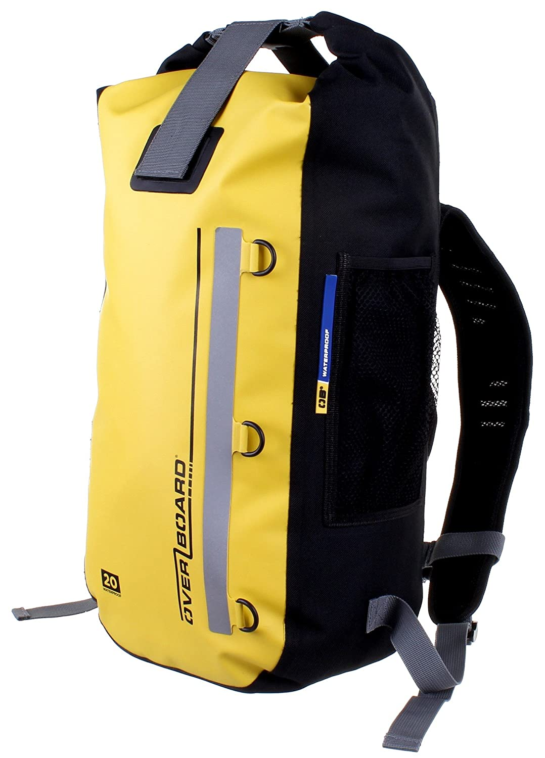 Overboard Classic Waterproof Dry Bag Backpack: Amazon.co.uk ...