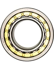 URB NU308 EC3 Cylindrical Roller Bearing, Pressed Steel Cage, 40 mm ID x 90 mm OD x 23 mm Width