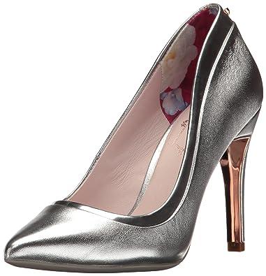 d68fbc451f77 Amazon.com  Ted Baker Women s SAYU LTHR AF Formal Shoe