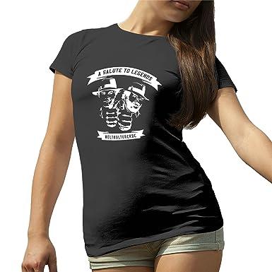 Bud Spencer/® Herren Weltkulturerbe T-Shirt schwarz