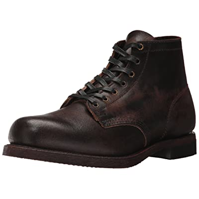 FRYE Men's Prison Combat Boot: Shoes