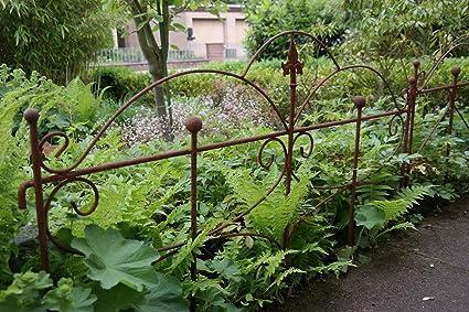 Recinzione per aiuole staccionata da giardino traliccio