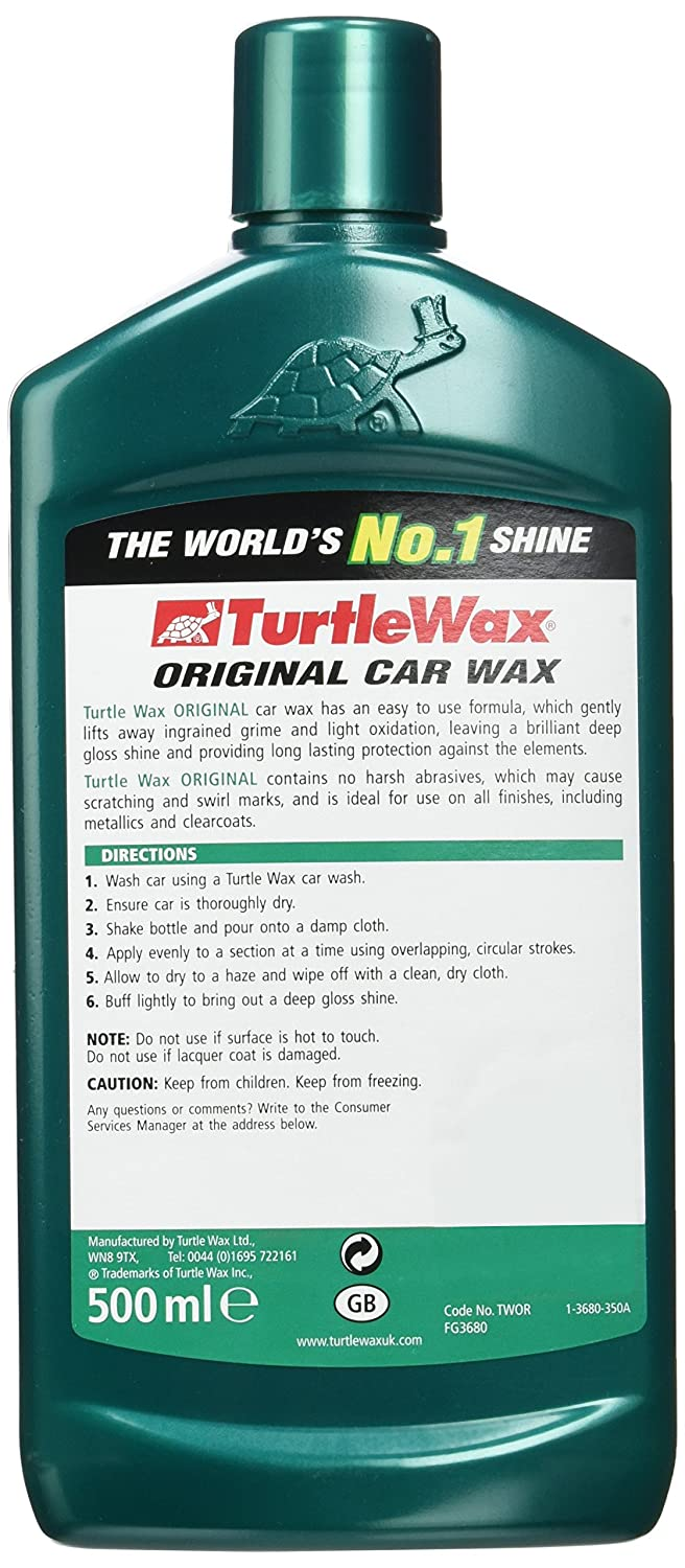 Turtle Wax Rapid Dry Review
