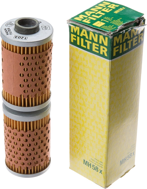 Mann Filter C 24 042 Vano Motore