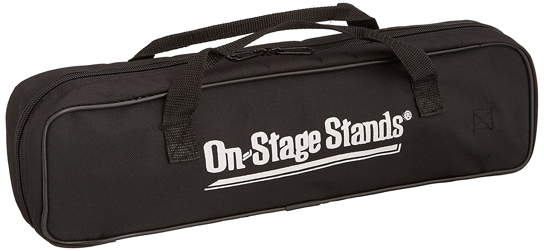 On Stage DSB6500 Drum Stick Bag, Black Music People