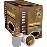 Caza Trail Coffee, Creamy Hazelnut, 24 Single Serve Cups