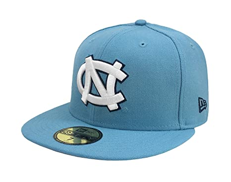 New Era 9Fifty Hat University of North Carolina (UNC) Classic Wool Fitted  Blue Cap aef00153f21e