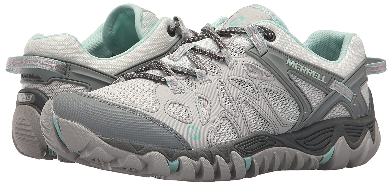 Merrell Women's All Out Blaze Aero Sport Hiking Water Shoe B071VTTJZ5 6 B(M) US|Vapor