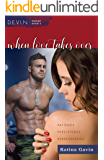 When Love Takes Over: Romantic Suspense Military Holiday (D.E.V.I.N. Series Book 3)