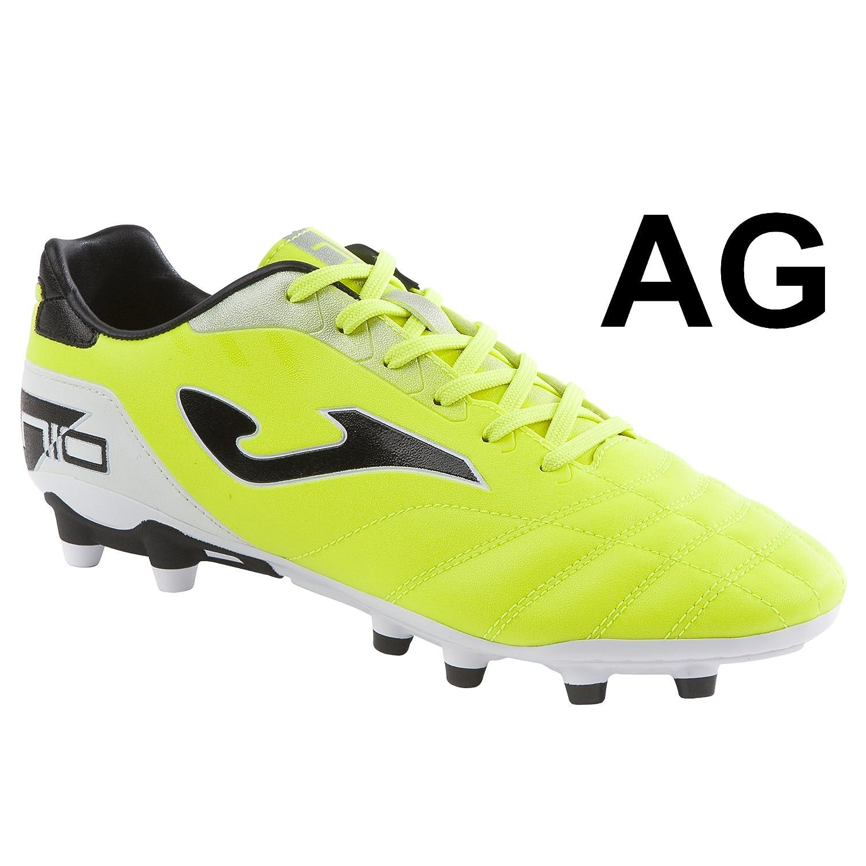 Joma n-10 W 711 _ AG Fußballschuhe numero-10 711 Artificial Grass gelb Fluo