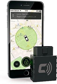 CarLock – Alarma para coche, aplicación móvil, GPS, web, GPRS, SMS, llamada: Amazon.es: Coche y moto