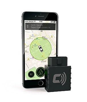 CarLock – Alarma para coche, aplicación móvil, GPS,