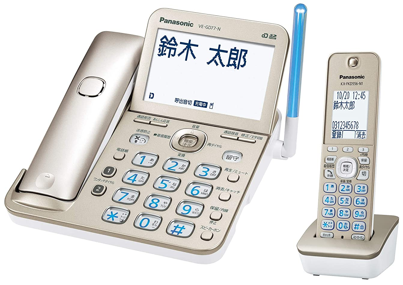 モードリン区画チーターパイオニア Pioneer TF-FA75 デジタルコードレス電話機 子機1台付 ブラック TF-FA75W(B) 【国内正規品】