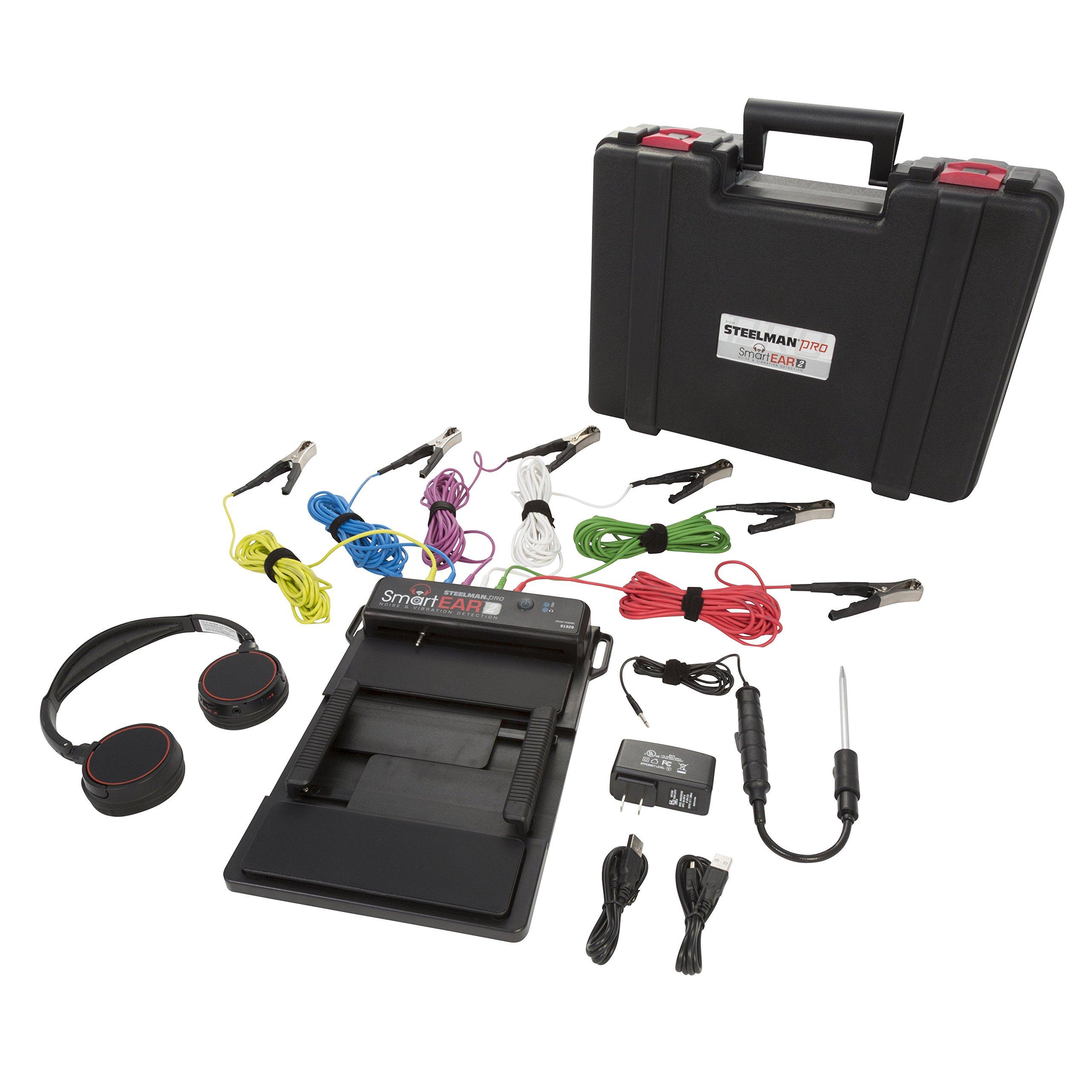 STEELMAN PRO 91929 SmartEAR 2 Sound and Vibration Detection Kit
