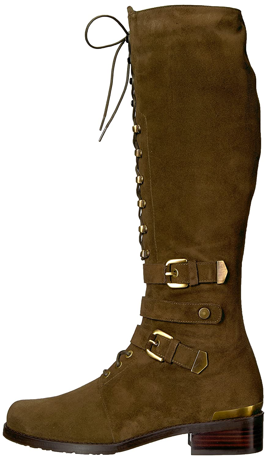 9e2fe7bcf15 Stuart Weitzman Women s Policelady Knee High Boot  Buy Online at Low Prices  in India - Amazon.in