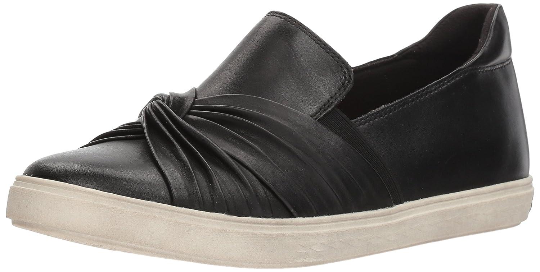 Cobb Hill Women's Willa Bow Slipon Sneaker B01N19TWHI 5.5 B(M) US|Black Leather