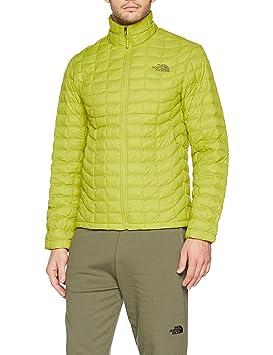 e9b23321da THE NORTH FACE Men's Thermoball Full Zip Jacket: Amazon.co.uk ...