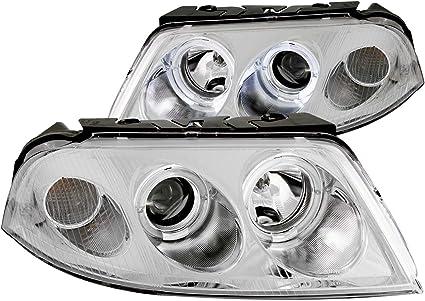anzousa halógena proyector faros para Volkswagen Passat: Amazon.es ...