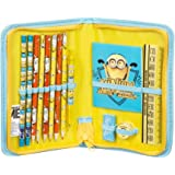 Character Despicable Me Minions Filled Pencil Case Stationery