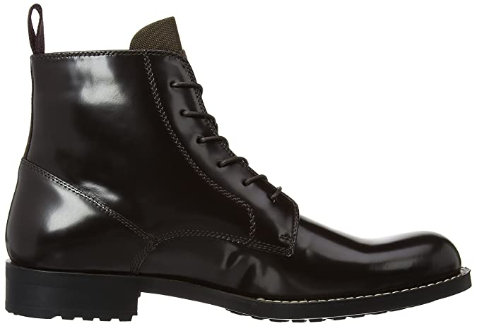 a3e22ceaf74d3 G Star Manor Dryden Hi Shine, Boots homme, Marron (dark Brown), 42   Amazon.fr  Chaussures et Sacs