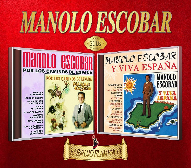 Por Los Caminos De España + Y Viva España: Manolo Escobar: Amazon ...