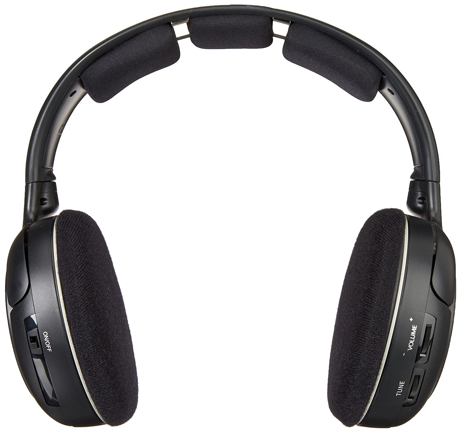 Sennheiser RS120 On-Ear Wireless RF