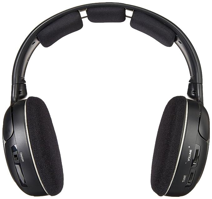 Sennheiser RS120 - Auriculares de diadema, inalámbricos: Amazon.es: Electrónica