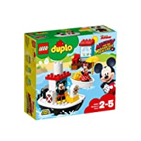LEGO Duplo Disney Mickey's Boat 10881 Playset Toy